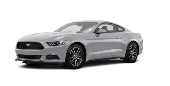 2017 Ford Mustang EcoBoost | Photo 6 | Ingot Silver
