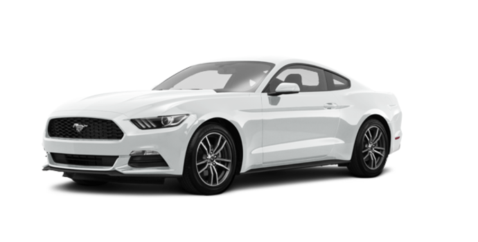2017 Ford Mustang EcoBoost | Photo 6 | Oxford White