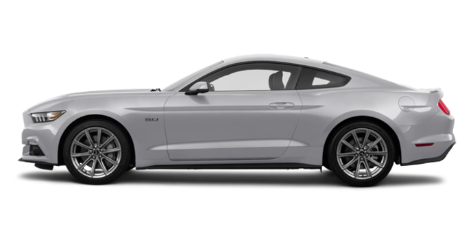 2017 Ford Mustang GT Premium | Photo 4 | Ingot Silver
