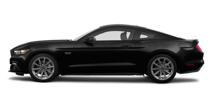 2017 Ford Mustang GT Premium | Photo 4 | Shadow Black