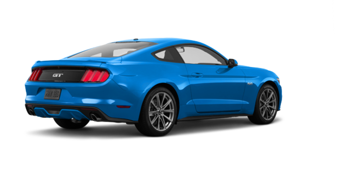 2017 Ford Mustang GT Premium | Photo 5 | Grabber Blue