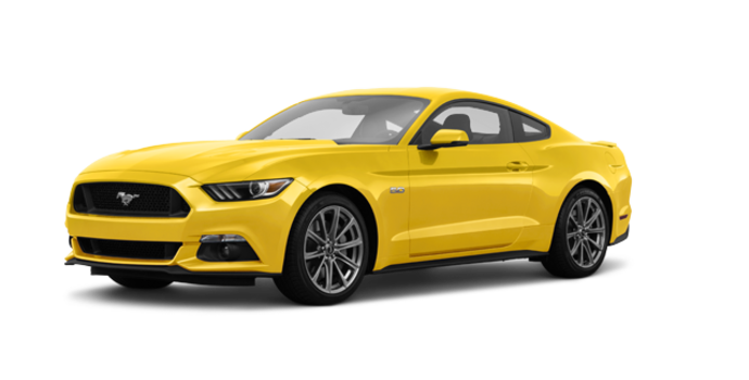 2017 Ford Mustang GT Premium | Photo 6 | Triple Yellow