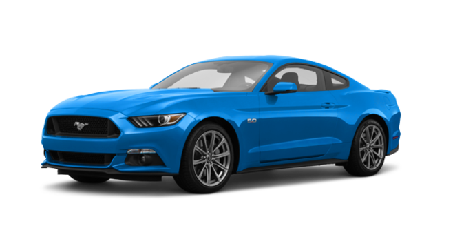 2017 Ford Mustang GT Premium | Photo 6 | Grabber Blue