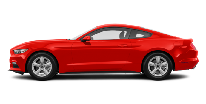 2017 Ford Mustang V6 | Photo 4 | Race Red
