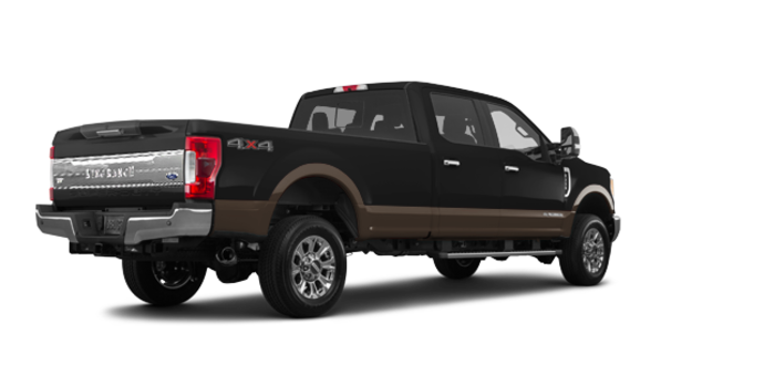 2017 Ford Super Duty F-250 KING RANCH | Photo 5 | Shadow Black/Caribou