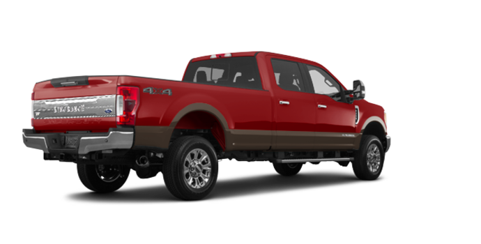 2017 Ford Super Duty F-250 KING RANCH | Photo 5 | Ruby Red/Caribou