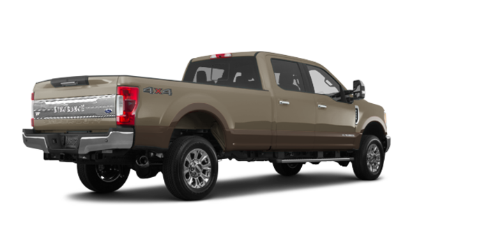 2017 Ford Super Duty F-250 KING RANCH | Photo 5 | White Gold Metallic/Caribou