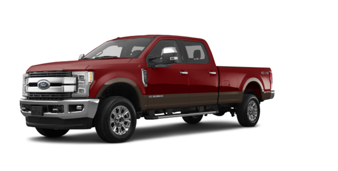 2017 Ford Super Duty F-250 KING RANCH | Photo 6 | Bronze Fire/Caribou