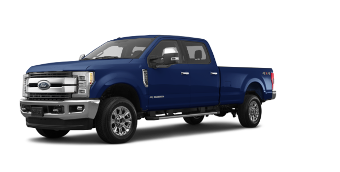 2017 Ford Super Duty F-250 KING RANCH | Photo 6 | Blue Jeans Metallic