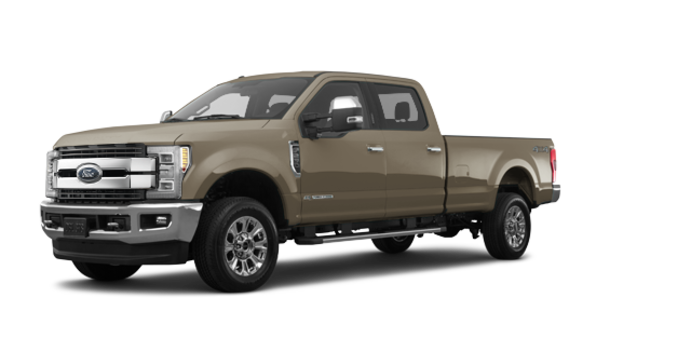 2017 Ford Super Duty F-250 KING RANCH | Photo 6 | White Gold Metallic