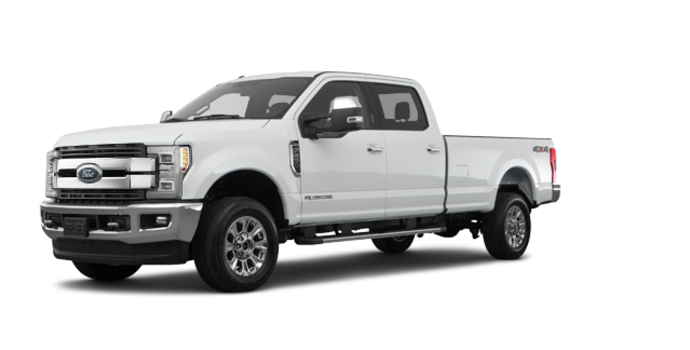 2017 Ford Super Duty F-250 KING RANCH | Photo 6 | Oxford White