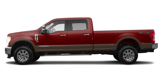 2017 Ford Super Duty F-250 LARIAT | Photo 4 | Bronze Fire/Caribou