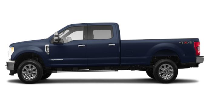 2017 Ford Super Duty F-250 LARIAT | Photo 4 | Blue Jeans Metallic