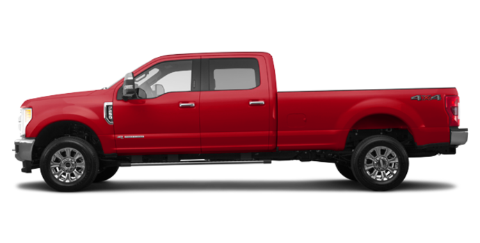 2017 Ford Super Duty F-250 LARIAT | Photo 4 | Ruby Red