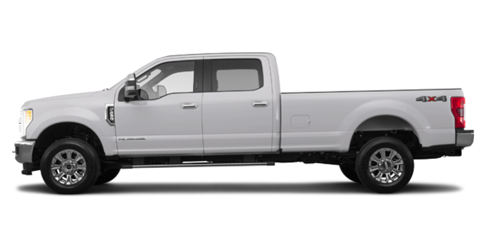 2017 Ford Super Duty F-250 LARIAT | Photo 4 | White Platinum Metallic