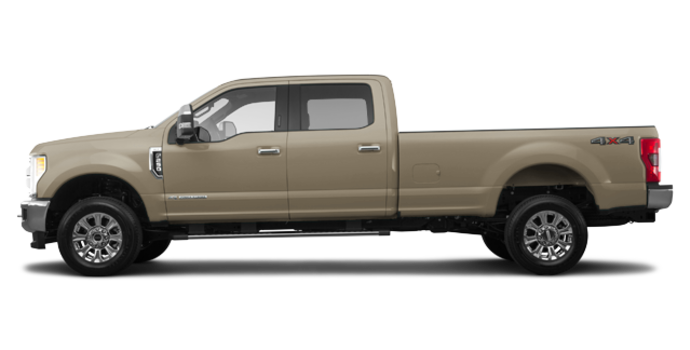 2017 Ford Super Duty F-250 LARIAT | Photo 4 | White Gold Metallic