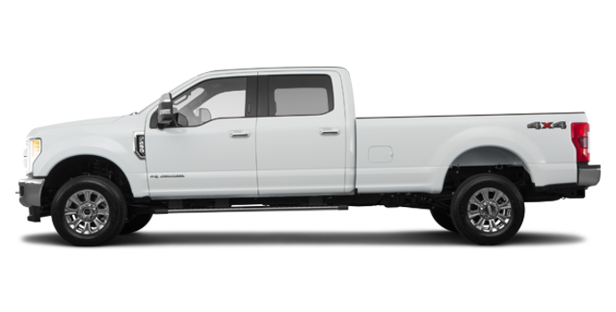 2017 Ford Super Duty F-250 LARIAT | Photo 4 | Oxford White