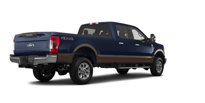 2017 Ford Super Duty F-250 LARIAT | Photo 5 | Blue Jeans Metallic/Caribou