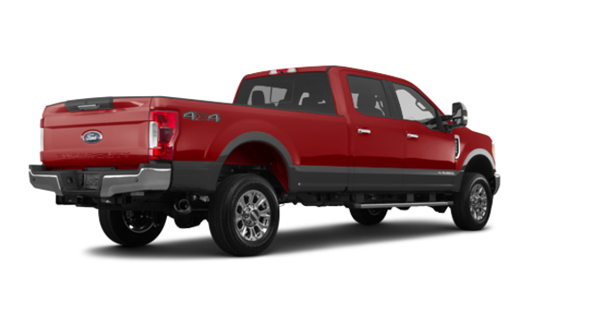 2017 Ford Super Duty F-250 LARIAT | Photo 5 | Ruby Red/Magnetic