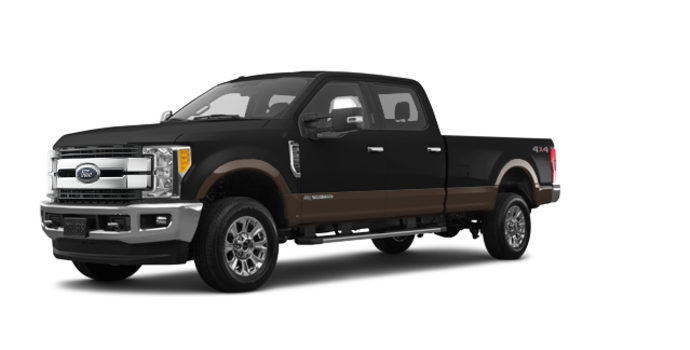 2017 Ford Super Duty F-250 LARIAT | Photo 6 | Shadow Black/Caribou