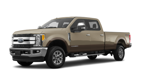 2017 Ford Super Duty F-250 LARIAT | Photo 6 | White Gold Metallic/Caribou