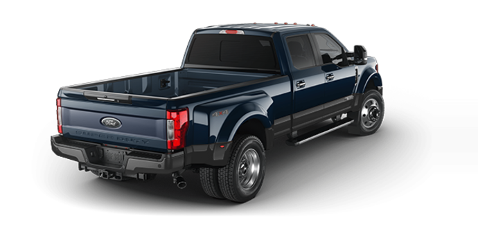 2017 Ford Super Duty F-450 LARIAT | Photo 5 | Blue Jeans Metallic/Magnetic