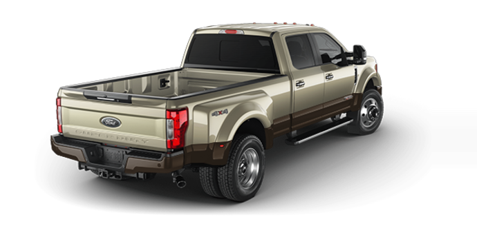 2017 Ford Super Duty F-450 LARIAT | Photo 5 | White Gold Metallic/Caribou