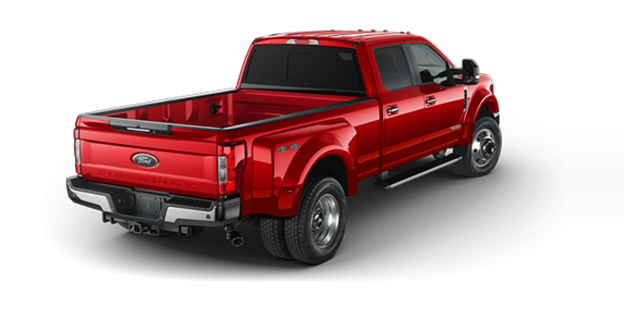 2017 Ford Super Duty F-450 LARIAT | Photo 5 | Race Red