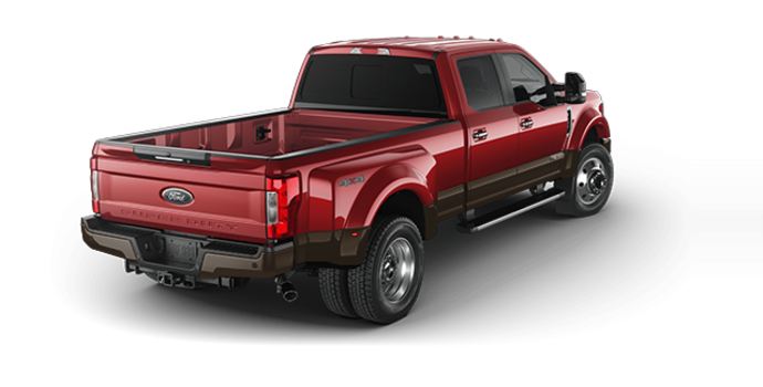 2017 Ford Super Duty F-450 LARIAT | Photo 5 | Ruby Red/Caribou