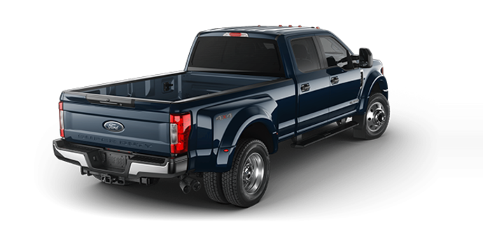 2017 Ford Super Duty F-450 XLT | Photo 5 | Blue Jeans Metallic