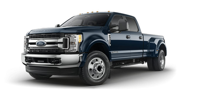 2017 Ford Super Duty F-450 XLT | Photo 6 | Blue Jeans Metallic