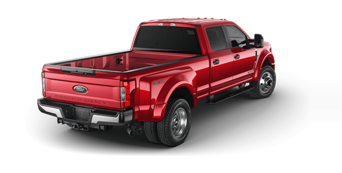 2017 Ford Super Duty F-450 XLT | Photo 5 | Race Red