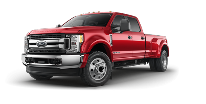 2017 Ford Super Duty F-450 XLT | Photo 6 | Race Red