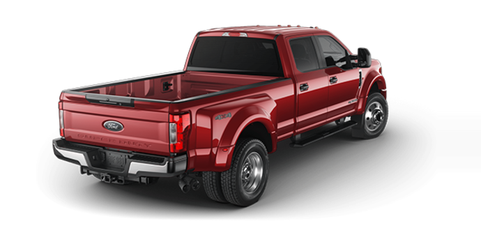 2017 Ford Super Duty F-450 XLT | Photo 5 | Ruby Red