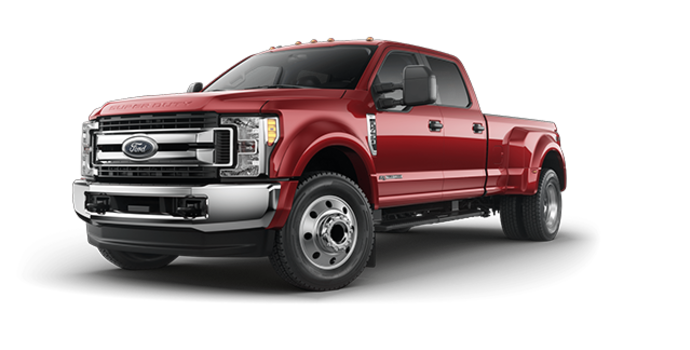 2017 Ford Super Duty F-450 XLT | Photo 6 | Ruby Red