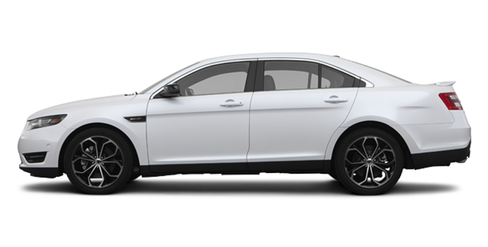 2017 Ford Taurus SHO | Photo 4 | White Platinum Metallic
