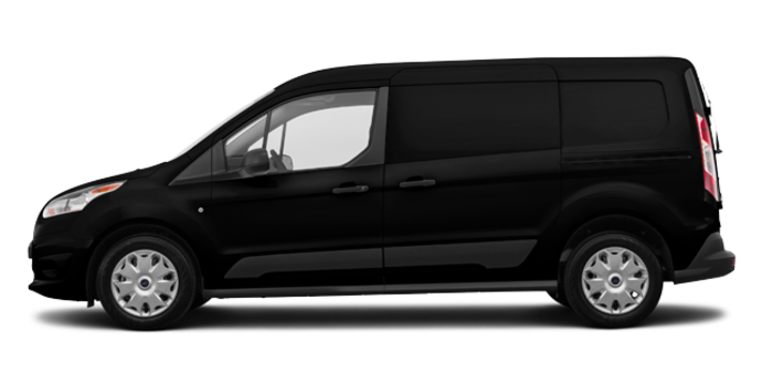 2017 Ford Transit Connect XLT VAN | Photo 4 | Shadow Black