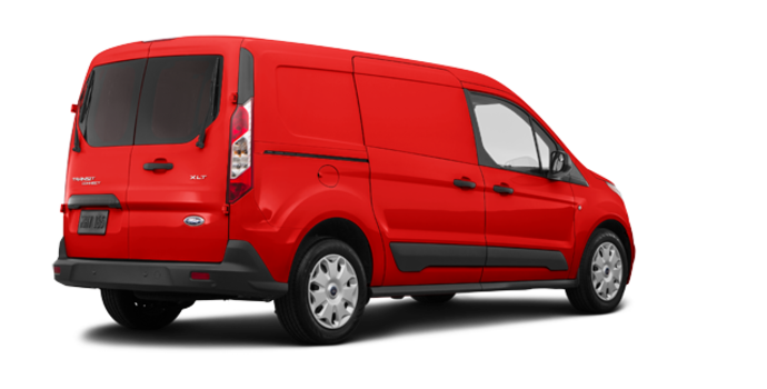 2017 Ford Transit Connect XLT VAN | Photo 5 | Race Red