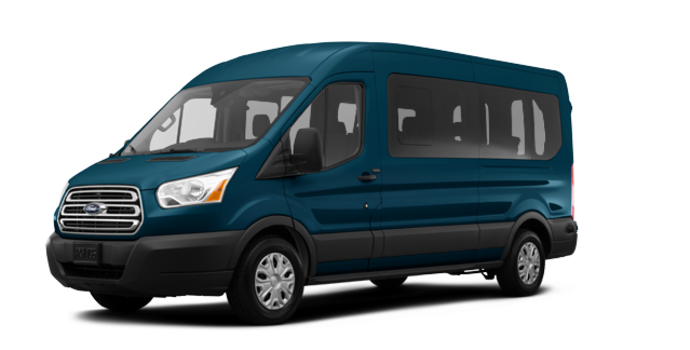 2017 Ford Transit WAGON XLT | Photo 6 | Blue Jeans Metallic