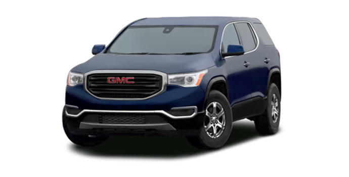2017 GMC Acadia SLE-1 | Photo 6 | Dark Sapphire Blue Metallic