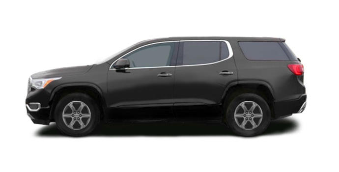 2017 GMC Acadia SLE-1 | Photo 4 | Iridium Metallic