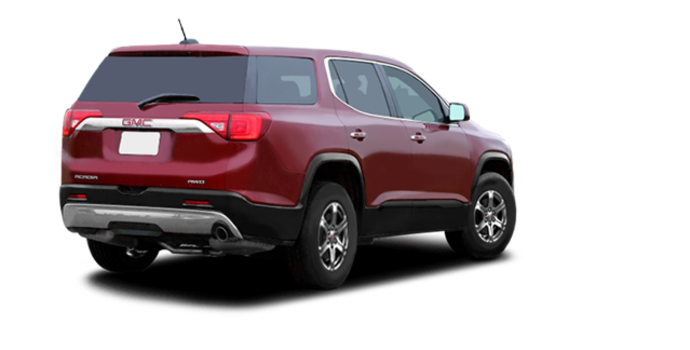 2017 GMC Acadia SLE-1 | Photo 5 | Crimson Red
