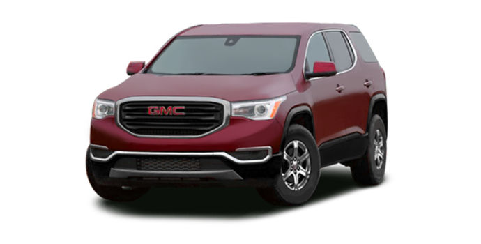 2017 GMC Acadia SLE-1 | Photo 6 | Crimson Red