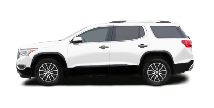 2017 GMC Acadia SLE-2 | Photo 4 | Summit White