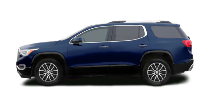 2017 GMC Acadia SLE-2 | Photo 4 | Dark Sapphire Blue Metallic