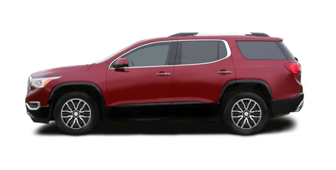 2017 GMC Acadia SLE-2 | Photo 4 | Crimson Red
