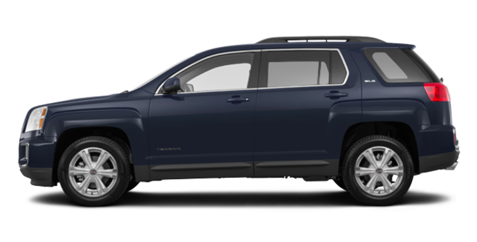 2017 GMC Terrain SLE-2 | Photo 4 | Dark Sapphire Blue Metallic