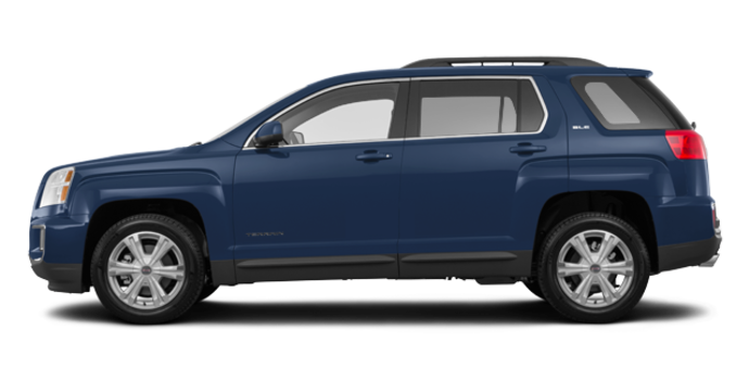 2017 GMC Terrain SLE-2 | Photo 4 | Slate Blue Metallic