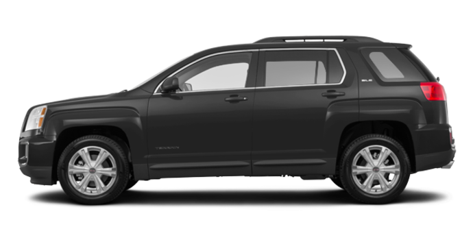 2017 GMC Terrain SLE-2 | Photo 4 | Graphite Grey Metallic