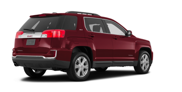 2017 GMC Terrain SLE-2 | Photo 5 | Crimson Red Tintcoat